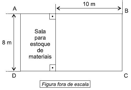 F 279 - Vunesp - Geometria
